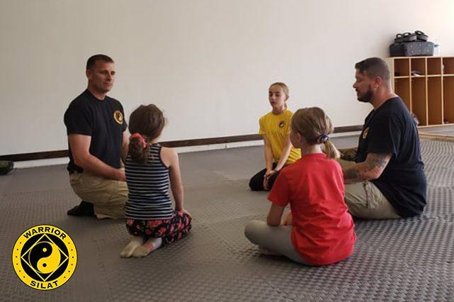 Springfield Kids Martial Arts class